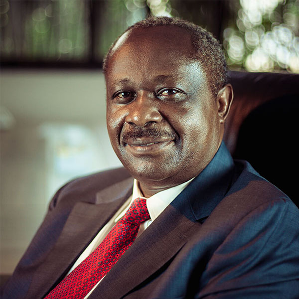 Mr. Israel Augustine Kamuzora